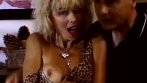 ScrewMyWife my blonde slutty wife excited with new cock