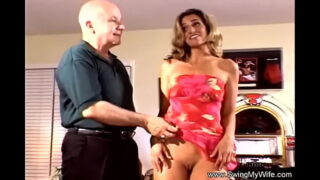 SwingMyWife horny blonde wife is shared